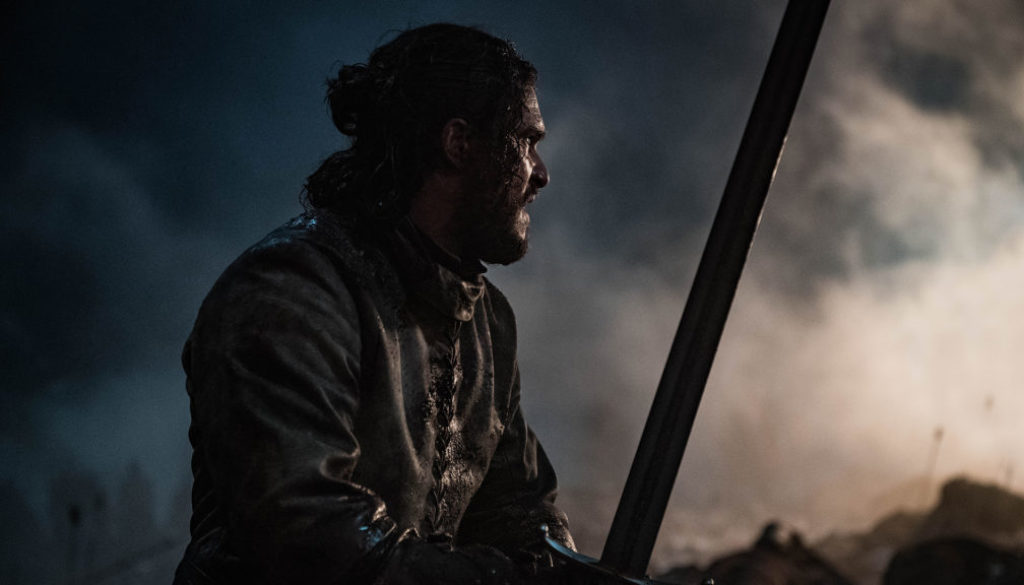 Nightfall – GAME OF THRONES: THE LONG NIGHT (S08E03)
